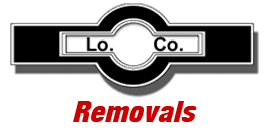 Lo.Co. Removals official logo