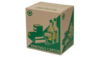 Removals Carton for Books Bottles Non Breakable Items