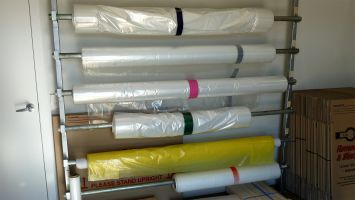 Protective Coverings, Bubble Wrap, Adhesive Tape